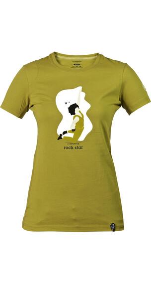 La Sportiva W's Rockstar T-Shirt Nugget
